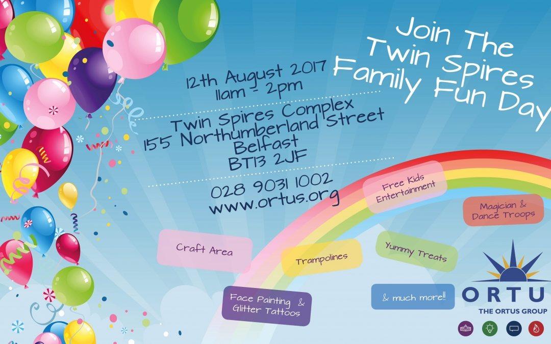 Twin Spires Family Fun Day 2017