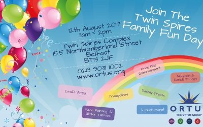 Twin Spires Family Fun Day 2017
