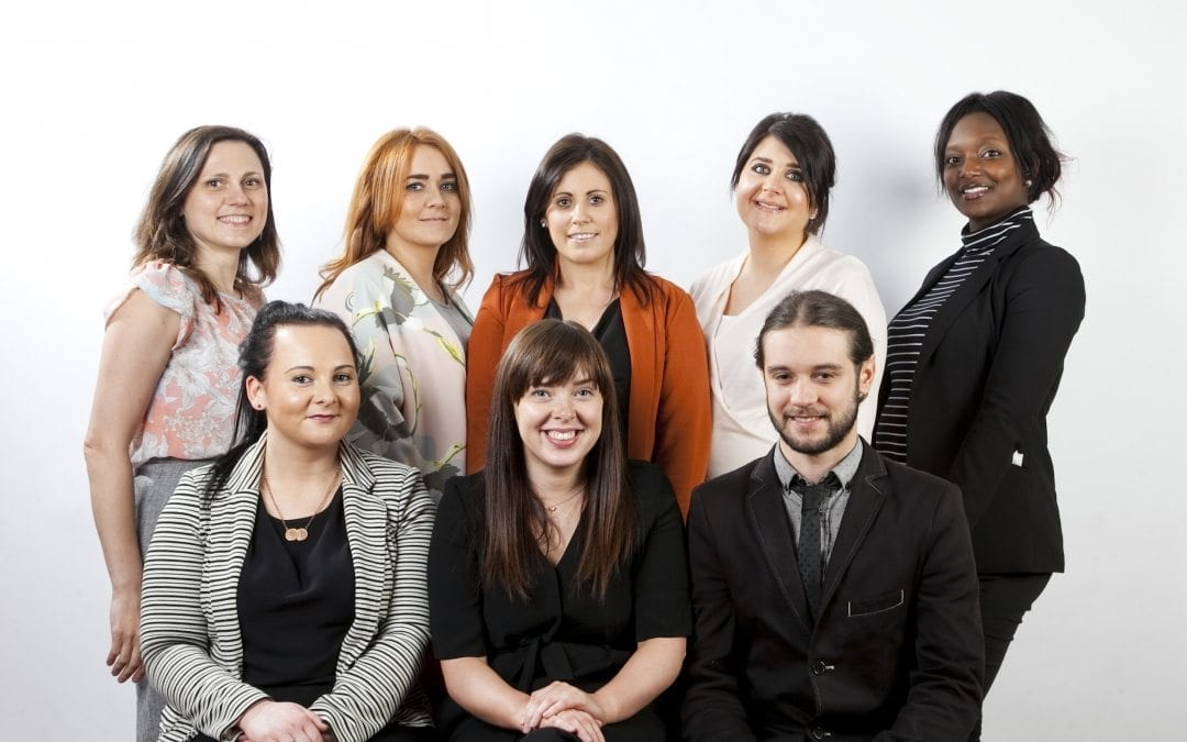 FLEX Language Services – Team of The Year finalist at the Irish News Workplace and Employment Awards